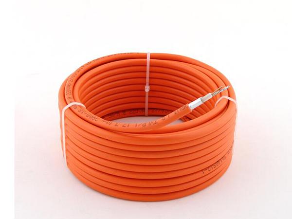 耐高温发热电缆