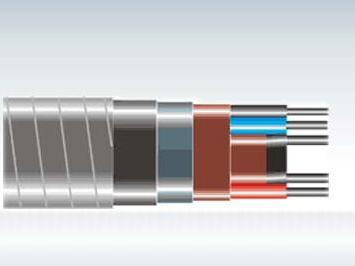 油井自限温伴热电缆